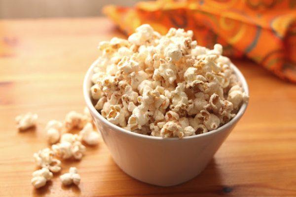 salty sweet popcorn 1