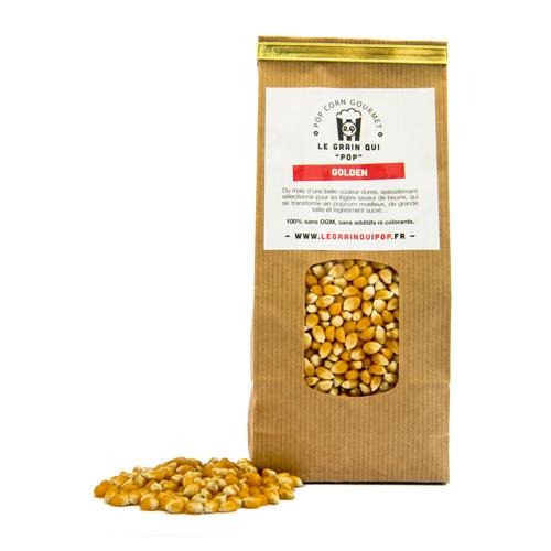 Ma s popcorn golden le grain qui pop - Cafetiere qui moud le grain ...