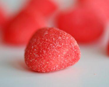 Popcorn aux fraises Tagada