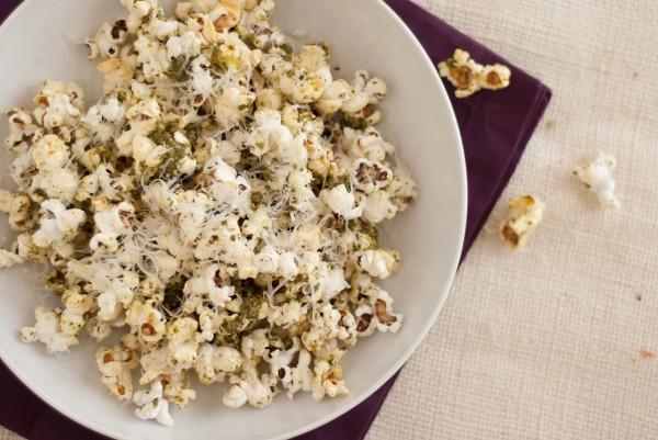 pesto-popcorn