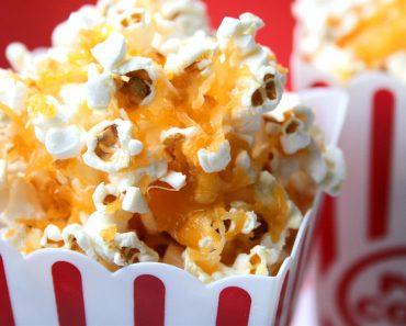 Popcorn-cheddar-fondu