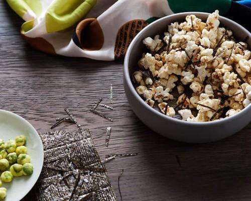 Popcorn au Wasabi