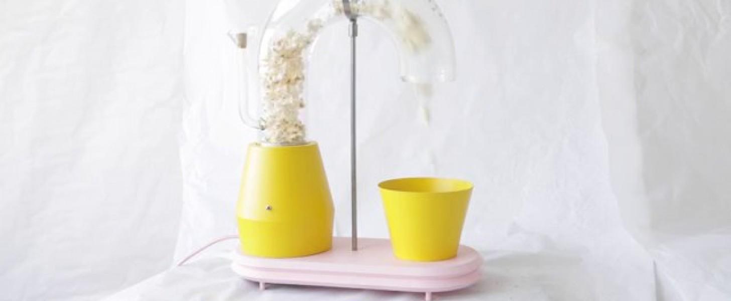 popcorn au popcorn. Black Bedroom Furniture Sets. Home Design Ideas